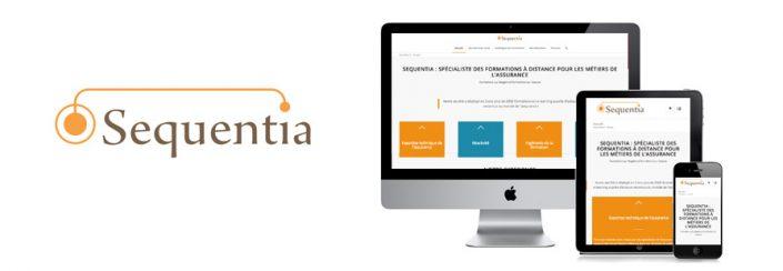 Création de site catalogue de modules de formation en ligne