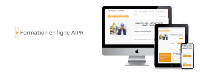 Création de site eCommerce pour la vente de logins sur une plateforme de eLearning