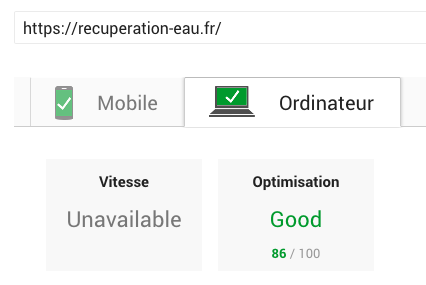 site optimise pour le seo